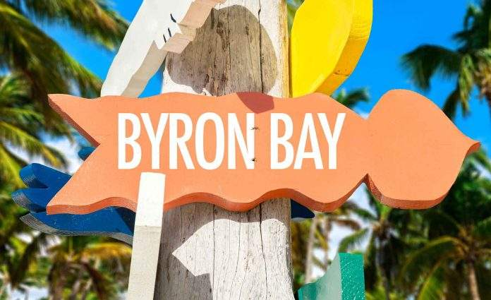 Byron Bay holiday