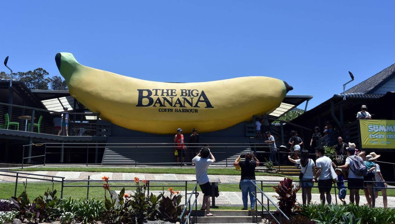Big Banana Fun Park